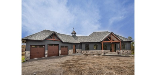 221 Highway 47, Uxbridge - Sensational Newly Built Custom Bungalow On 8 Private Acres In Prestigious Location