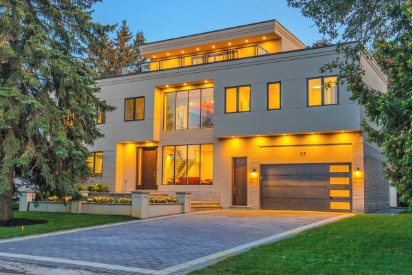 23 Lakeview Ave. Stunning Contemporary Masterpiece with Fabulous Views of Preston Lake